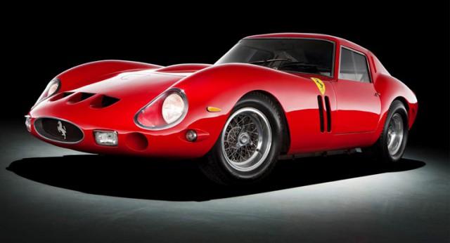$64 Million 1962 Ferrari 250 GTO For Sale