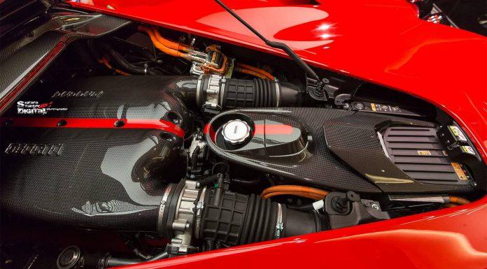 Ferrari LaFerrari Detailed Shots by Kirara Stanley