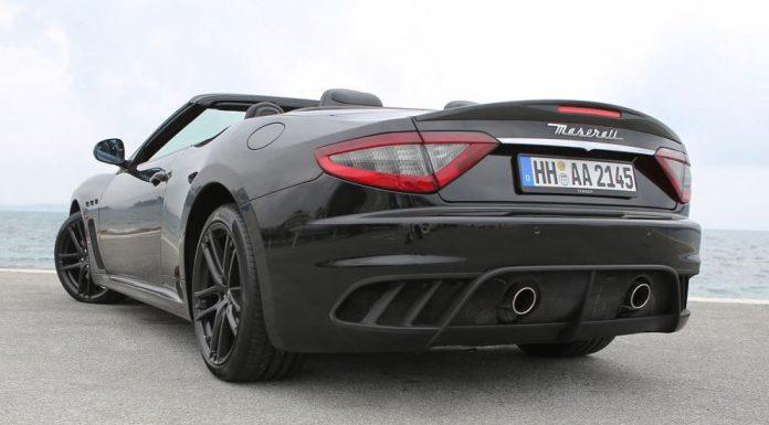 Maserati GranCabrio MC!