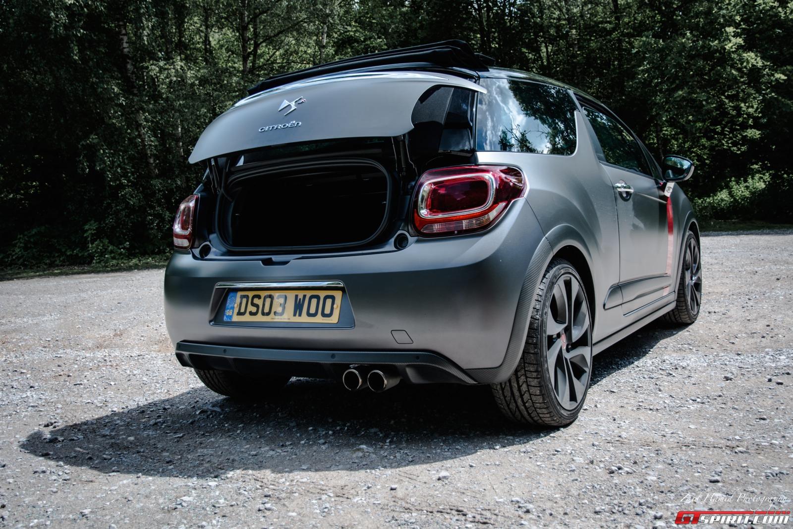 citro n ds3 racing cabrio review gtspirit. Black Bedroom Furniture Sets. Home Design Ideas