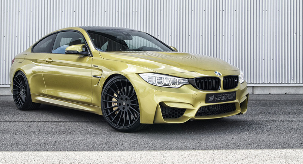 Hamann Introduces Wheel Packages For Bmw M4 Gtspirit