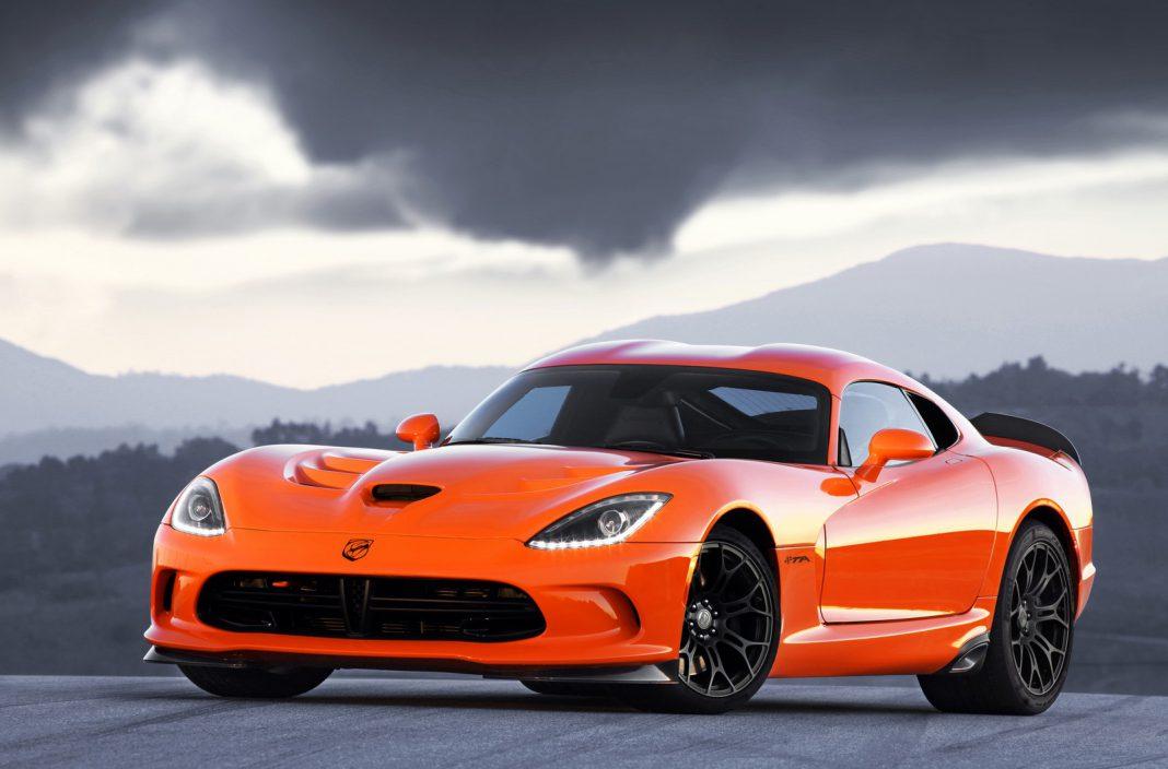2015 Dodge Viper to Get Minor Horsepower Upgrade
