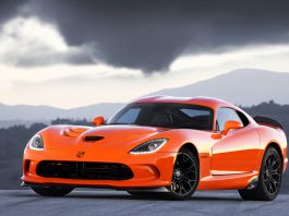 2015 Dodge Viper to Get Minor Horsepower Upgrade