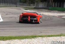 LaFerrari XX at Monza