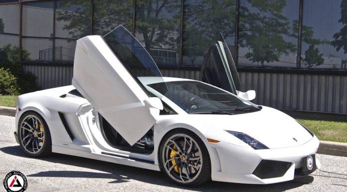 Widebody Lamborghini Gallardo by Inspired Autosport