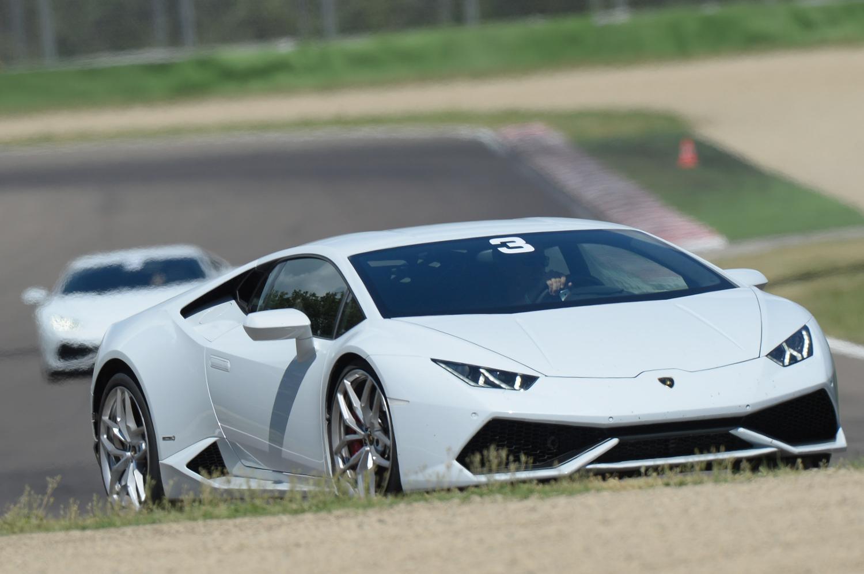 Фото   Учебный Lamborghini Huracan LP-610-4 LR
