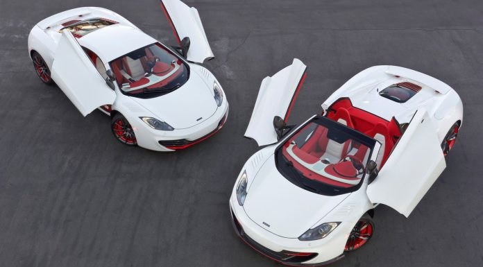 MSO Project 8 McLaren 12C