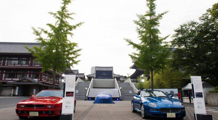 Maserati Takes Centennial Celebrations to Japan