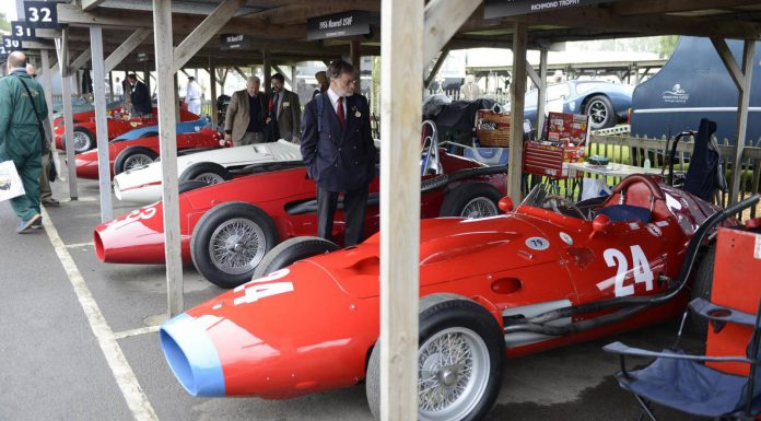 Goodwood Revival to Feature Mega Display of the Heroic Maserati 250F