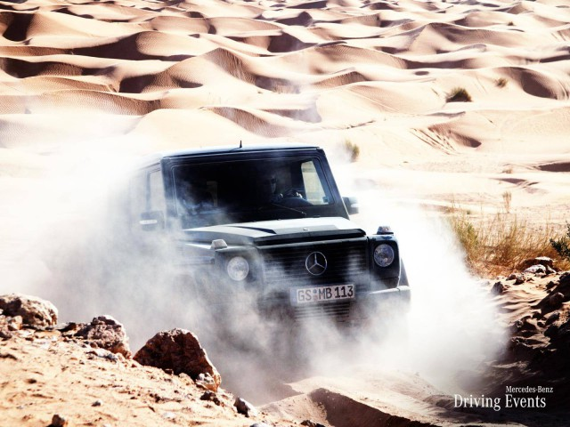 Gallery: Best of Mercedes-Benz Driving Events