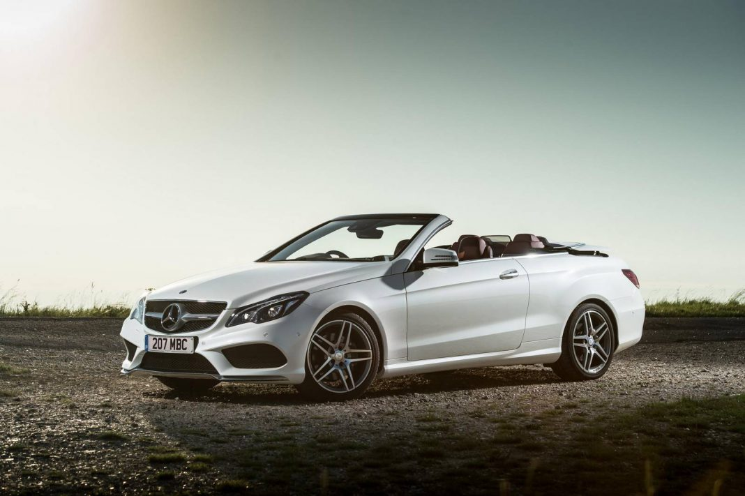 Mercedes-Benz Introduces 9G-Tronic Gearbox for the E-Class