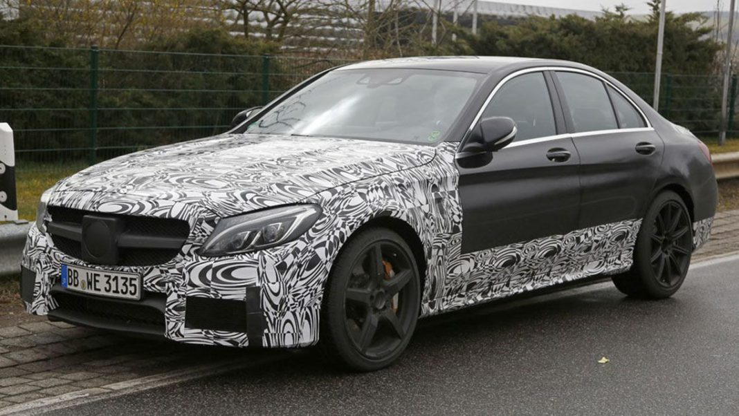 Next-Generation Mercedes-Benz C63 AMG Could Include S Variant