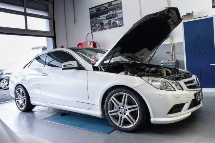 Mcchip-DKR Creates Insane 680hp Mercedes-Benz E350