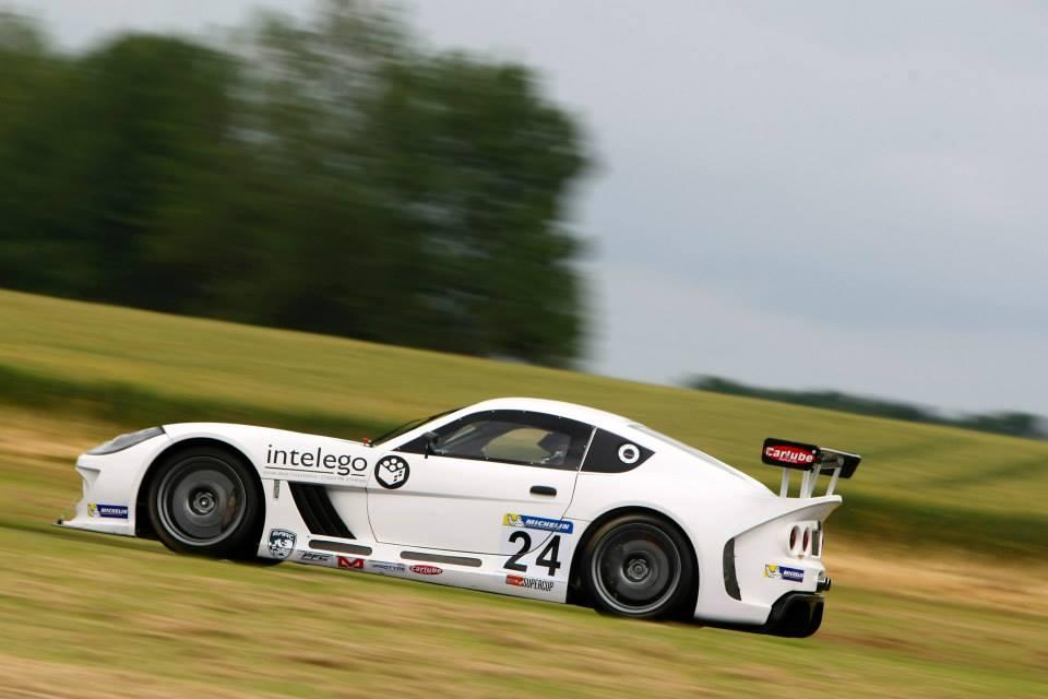 Michelin Ginetta GT4 SuperCup at Croft Circuit