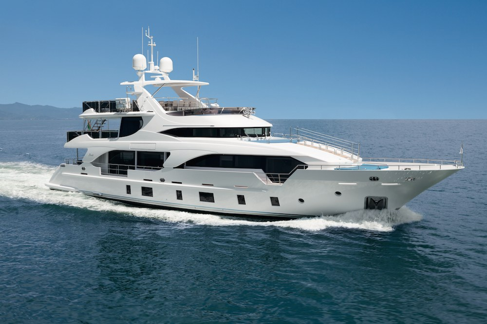 Welcome to the Stunning My Paradis Superyacht
