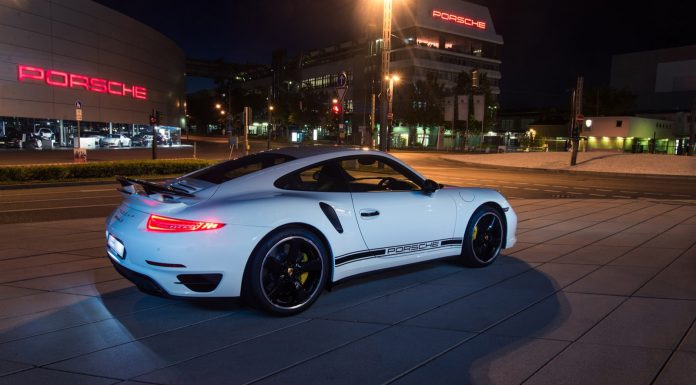 Official: 2015 Porsche Exclusive 911 Turbo S GB Edition