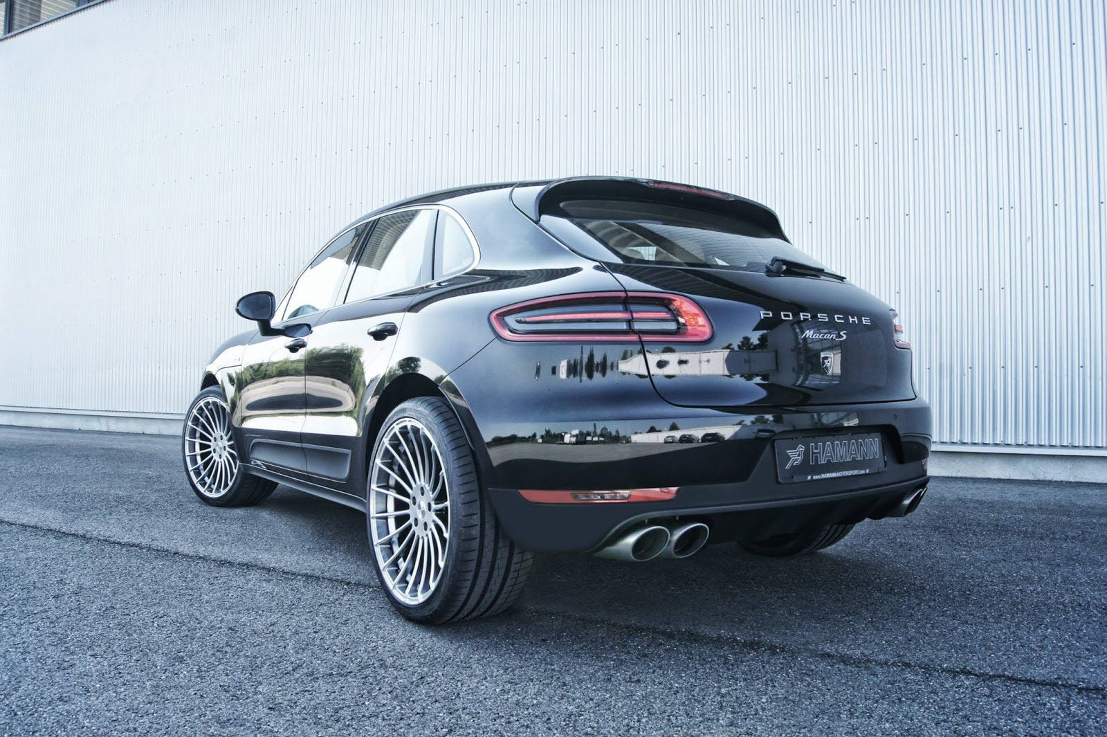 Hamann Reveals New Wheel Options For Porsche Macan Gtspirit