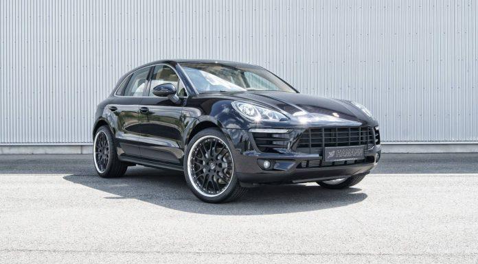 Hamann Reveals New Wheel Options for Porsche Macan