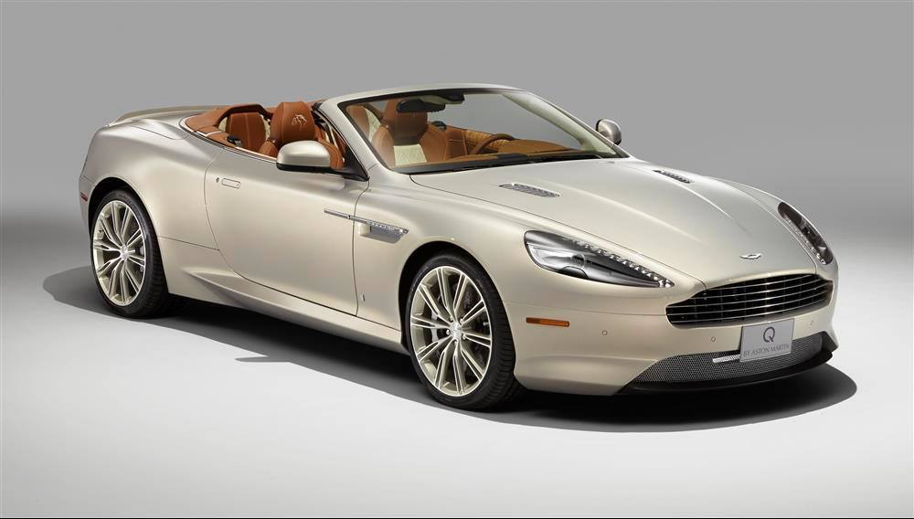 by Aston Martin DB9 Volante 1