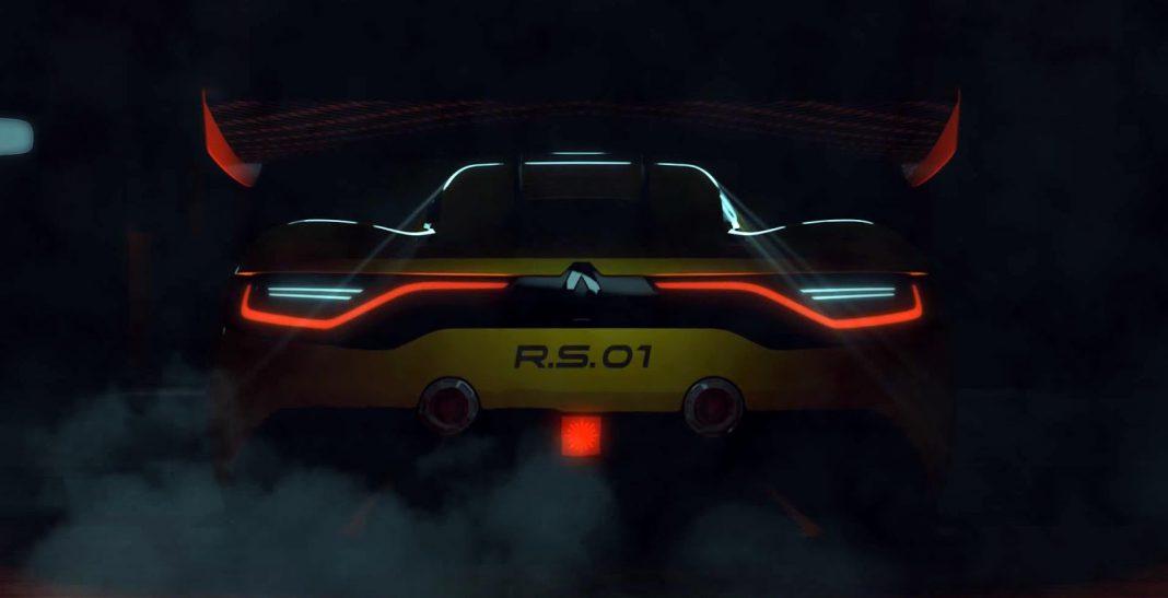 RenaultSport R.S. 01 Racer Teased