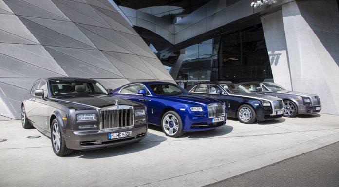 Rolls-Royce Wraith, Ghost and Phantom Comparison Tour