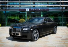 Rolls-Royce Ghost V-Specification 50th Anniversary