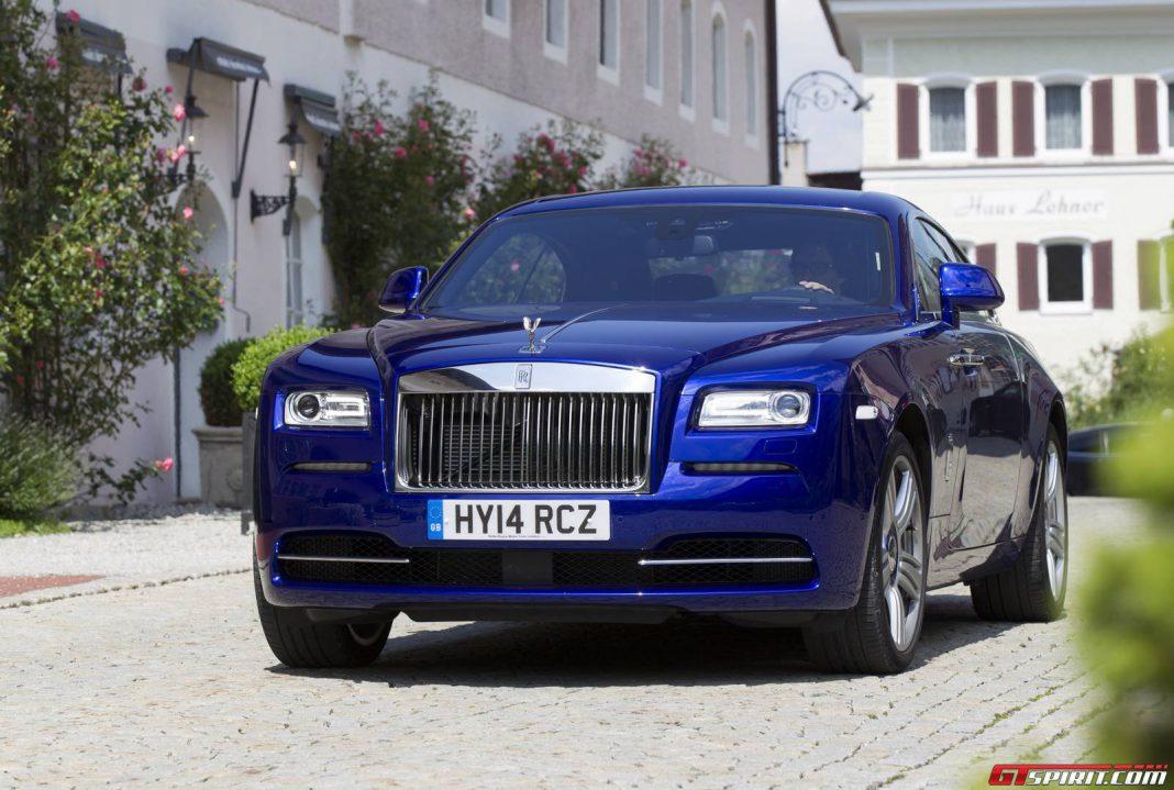 Rolls-Royce Goodwood 2015