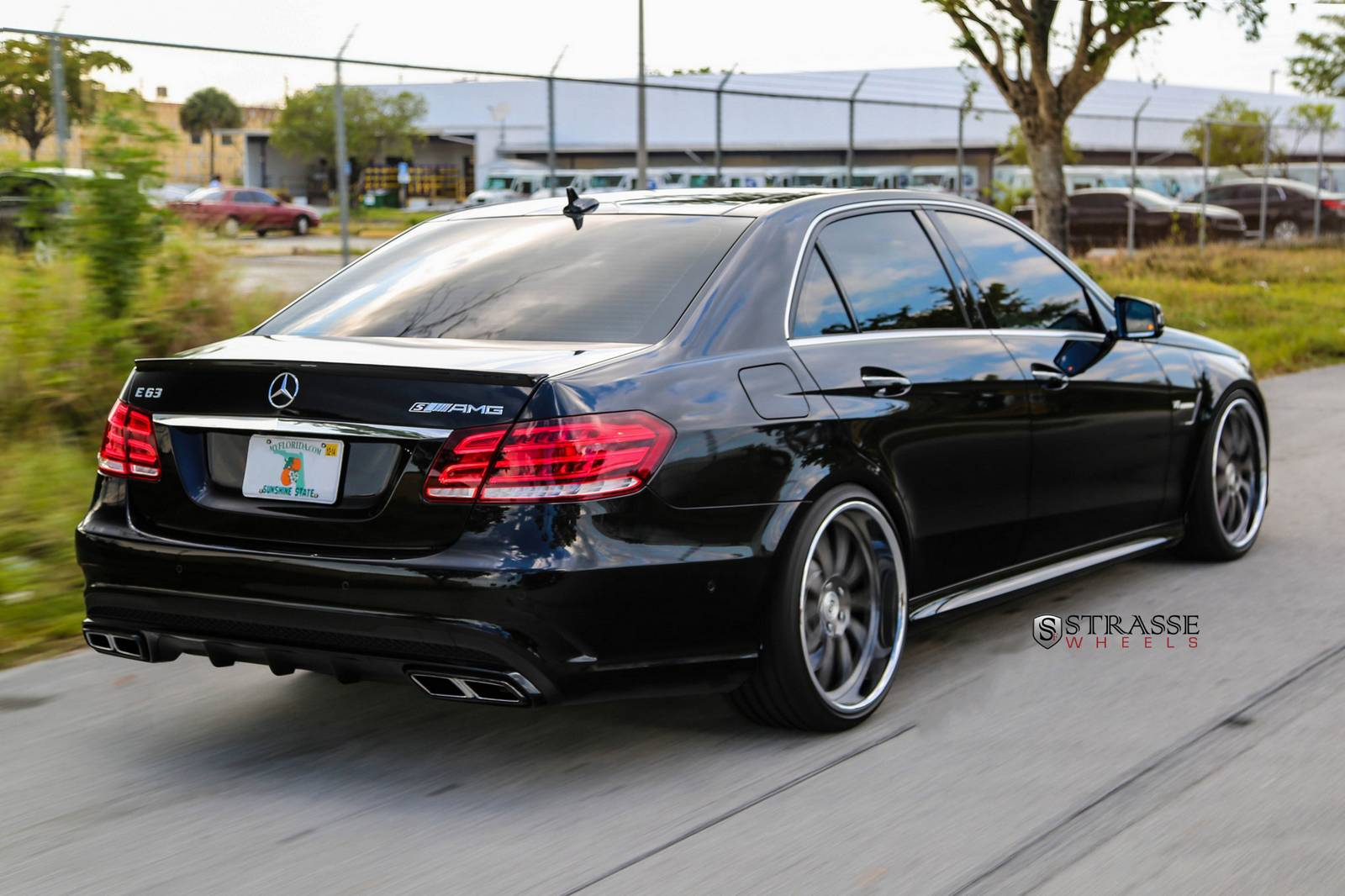 2014 mercedes benz e63 amg s by titanio automotive gtspirit for Mercedes benz e class e63 amg