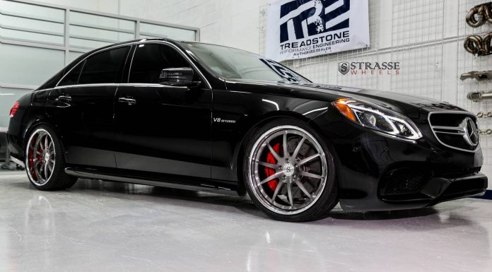 2014 Mercedes-Benz E63 AMG-S by Titanio Automotive