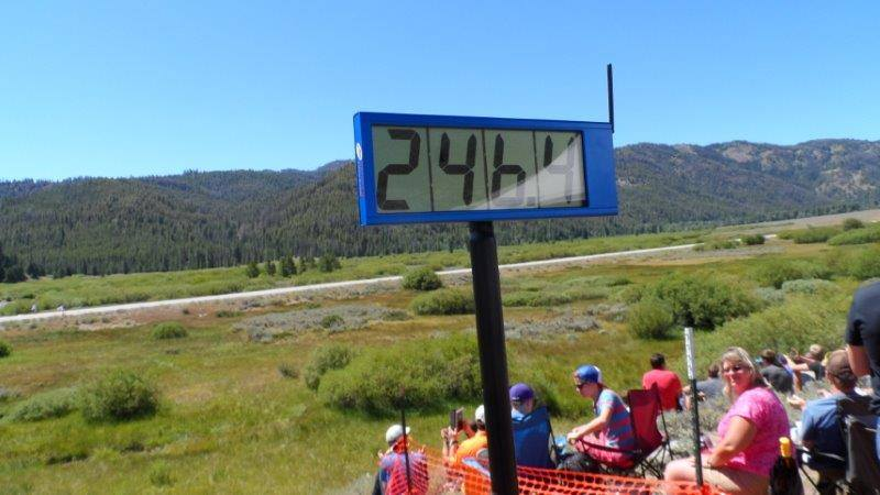 Bugatti Veyron SS Sets New Sun Valley Road Rally Speed Record at 246mph!