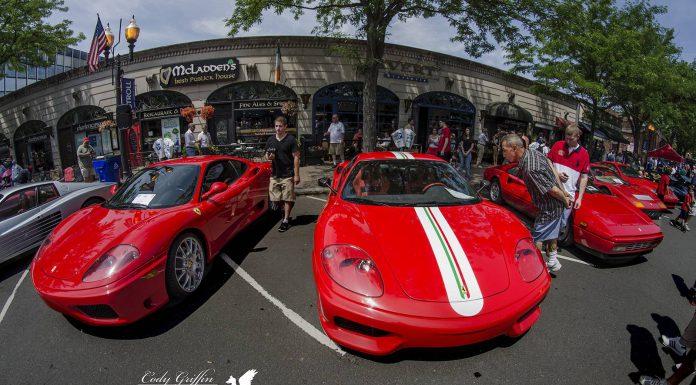 Gallery: Ferrari Concorso & Friends in Connecticut USA