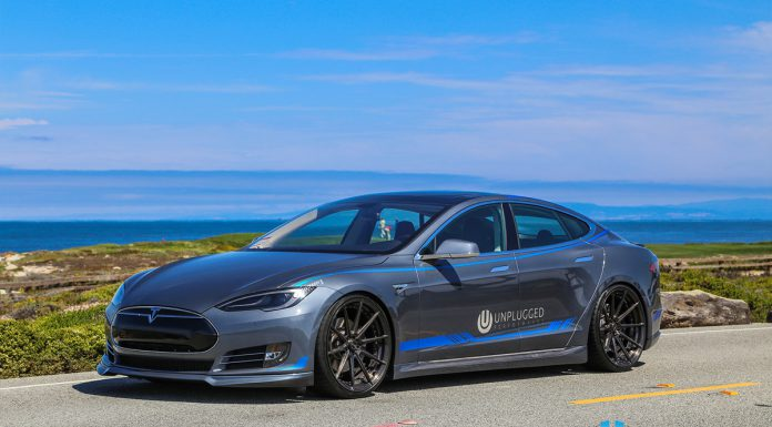 Official: Tesla Model S by Unplugged Performance