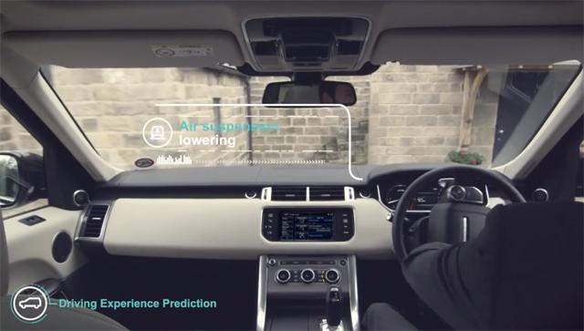 Video: Jaguar Previews Self-Learning Technology
