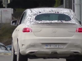 Video: 2015 Mercedes-Benz ML Coupe Testing