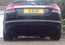 Video: Jaguar XFR-S Exhaust by Quicksilver