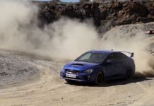Video: 2015 Subaru WRX STI and BRZ Star in Gymkhana Style Commercials!