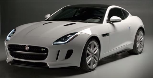 Video: Latest Jaguar F-Type Coupe R Ad Shows Porsche, Mercedes, Audi Who's Boss