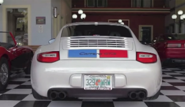 Video: Looking Back at the Porsche Exclusive 911 GTS B59 Edition