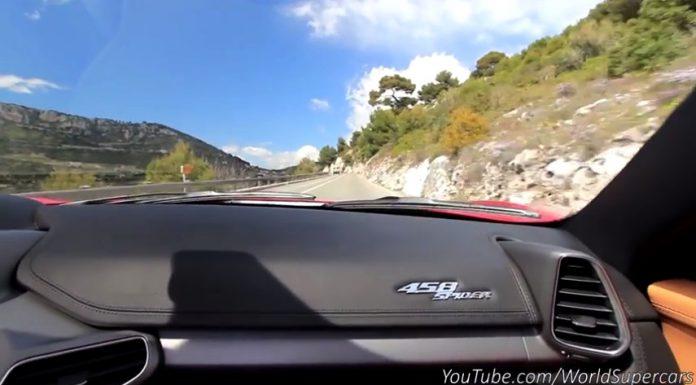 Loud Ferrari 459 Spider