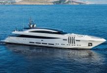 The Vellmarì Superyacht by Rossinavi