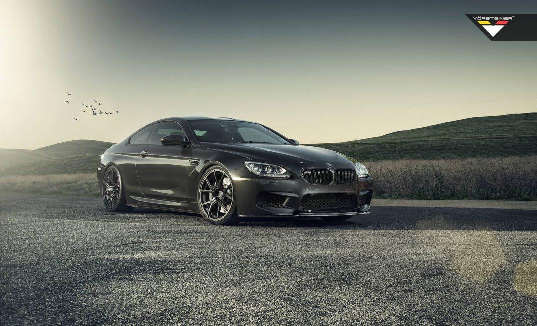 Official: Vorsteiner GTS-V BMW M6