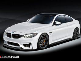 Vorsteiner Previews Upgrades for 2014 BMW M4