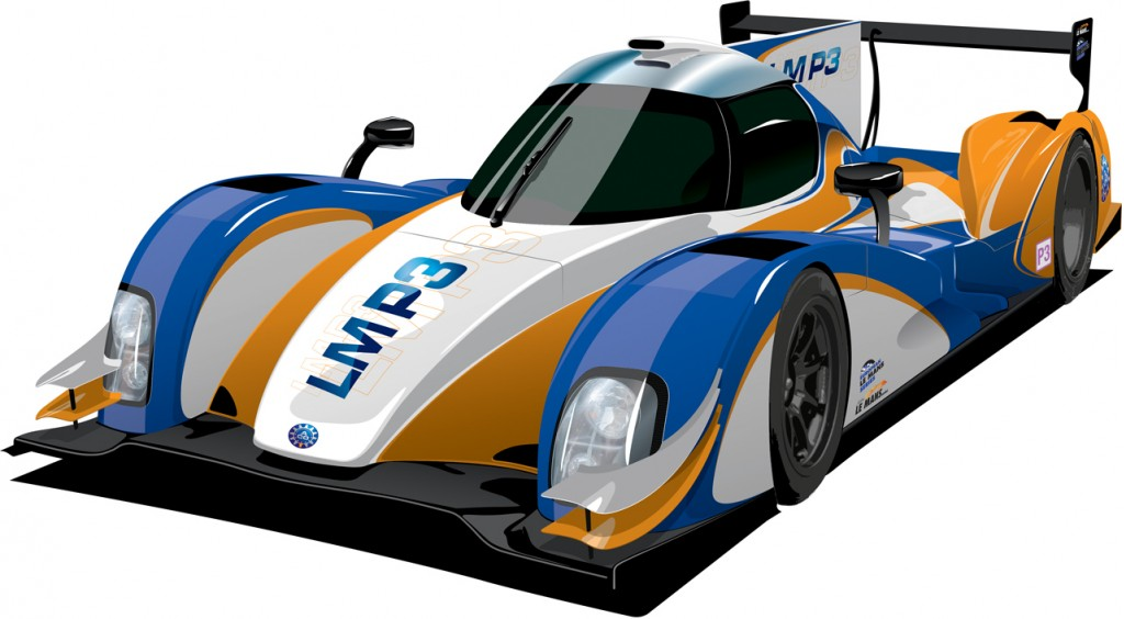 Endurance Racing to Get LMP3 Class From Next Year