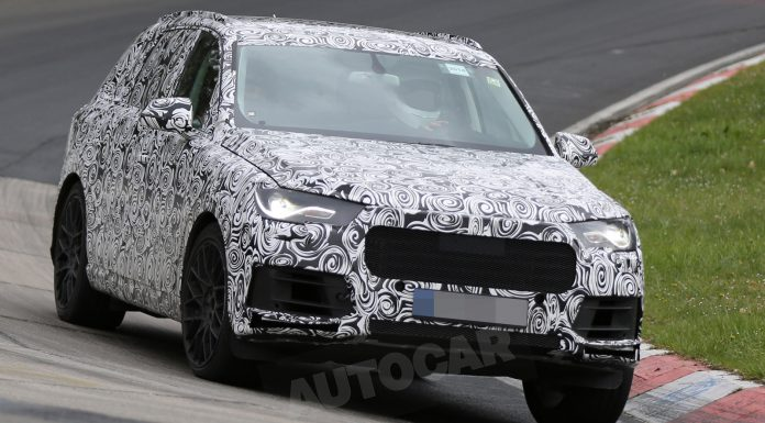 Audi SQ7 Confirmed for 2016 With Electric-Turbo Engine