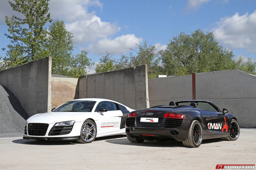 Official: 750hp Audi R8 GTK RS by K.Man