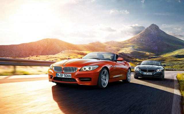 BMW-Toyota Partnership May Bring New Z4 and Supra to Market in 2017