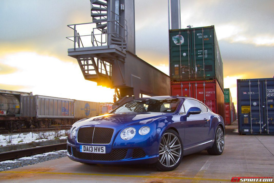 Bentley Could Create Smaller Coupe and Coachbuilt Specials