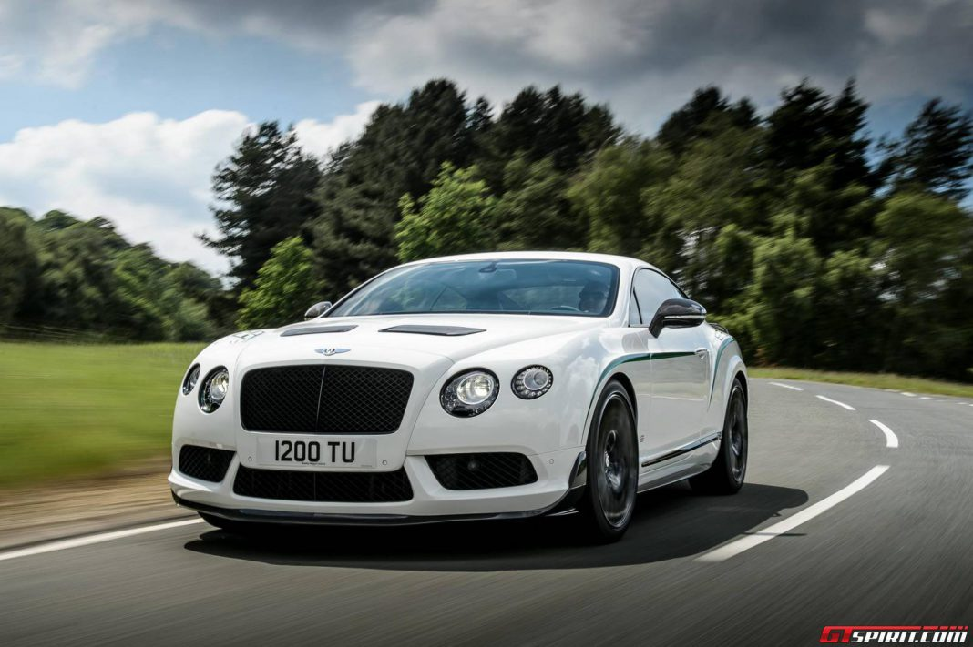 Bentley Continental GT3-R Heading to Pebble Beach With $337k Pricetag