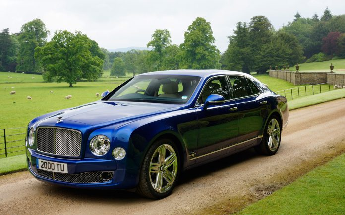 Bentley Mulsanne Speed Could Have 550hp; Paris Debut Likely