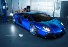 Utterly Insane Lamborghini Aventador by SR Auto Group